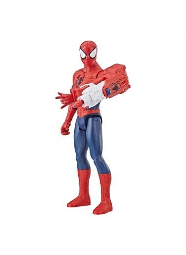 Spider-Man Spiderman Tıtan Hero Power Fx Spiderman Figür Renkli